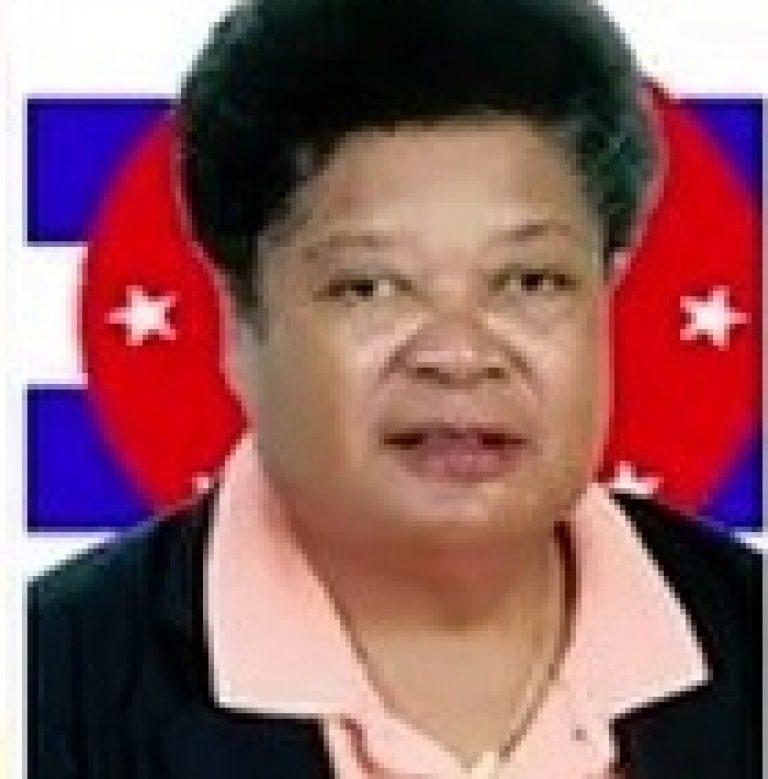 Delegate Dilami Saiske
