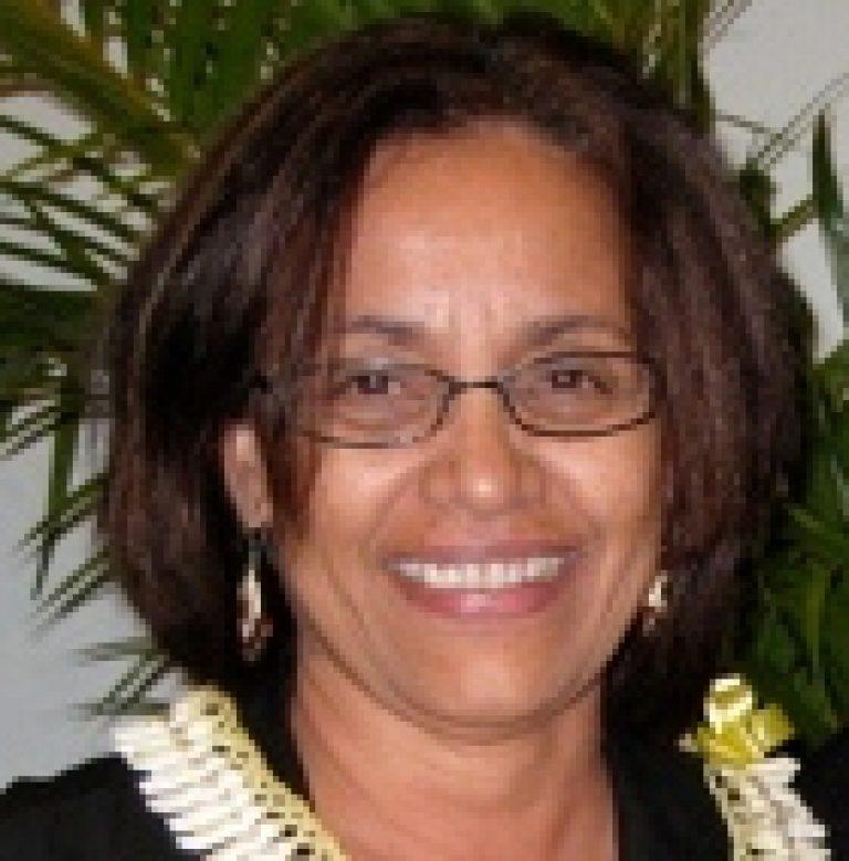 H.E. Dr. Hilda Heine