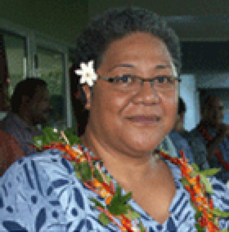 Hon. Fiame Naomi Mataafa
