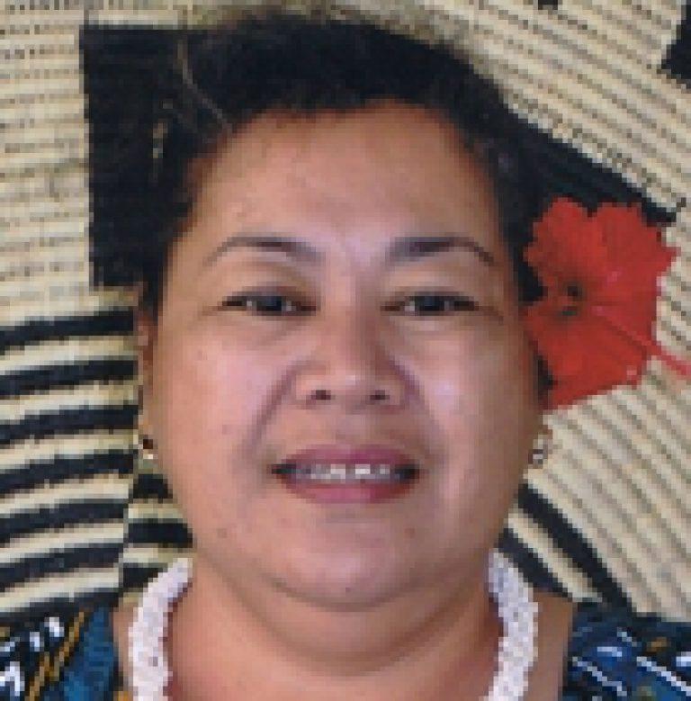 Hon. Joan Sisiati Tahafa Viliamu