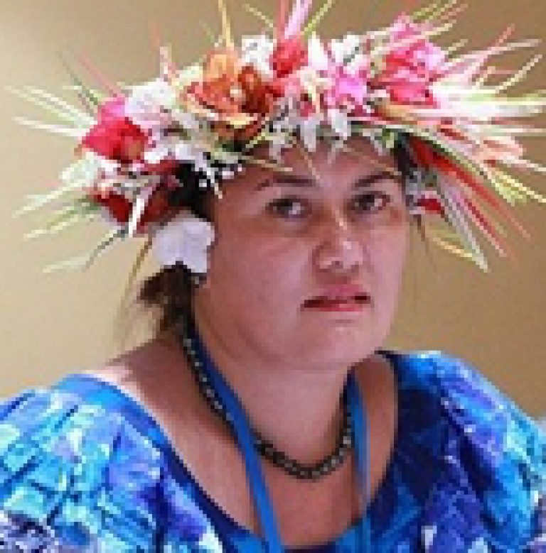 Hon. Vainetutai Rose Toki-Brown
