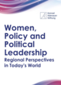 Report: Women Policy & Political Leadership: Regional perspectives in today's world