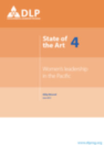 Women's Leadership in the Pacific