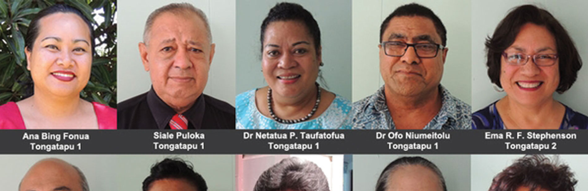 Tonga: 11 women registered out of 39 candidates so far