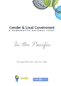 Gender & Local Government in the Pacific: A Comparative Regional Study