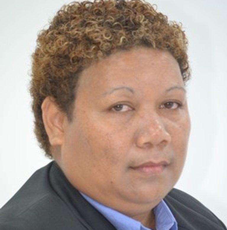 Hon. Freda A. B. Tuki Soriacomua