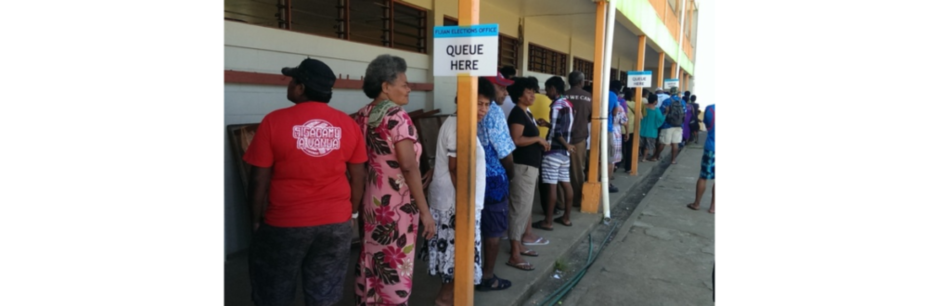 Fiji Voters