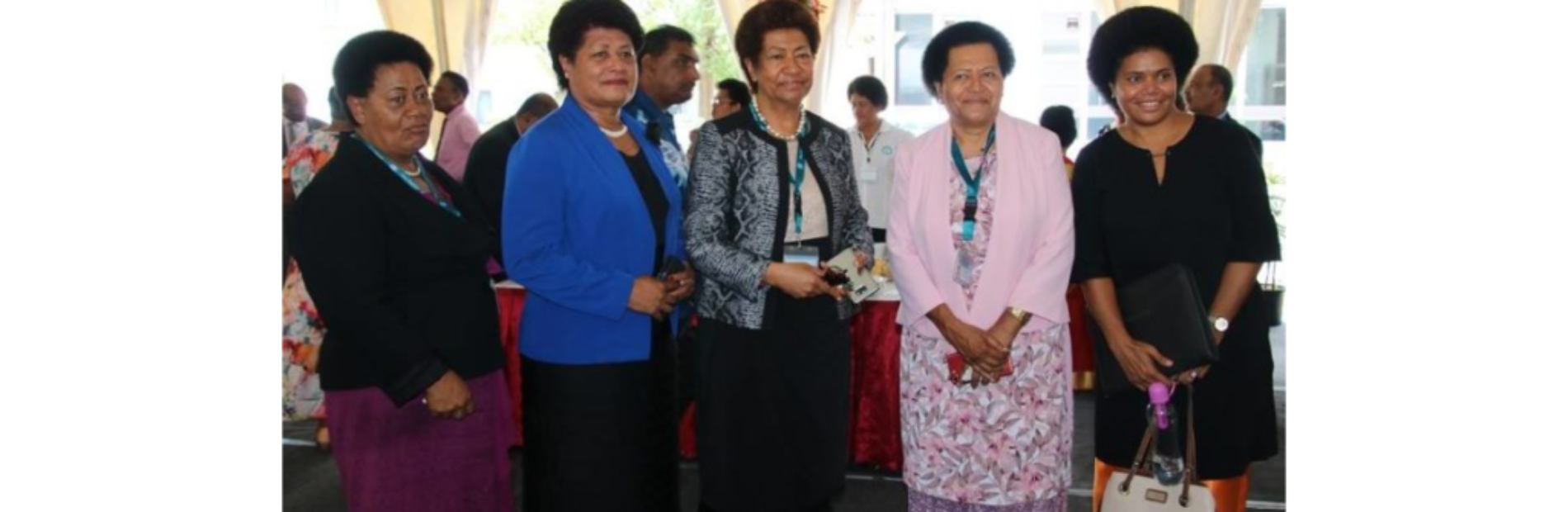 Fiji women MPs 2018