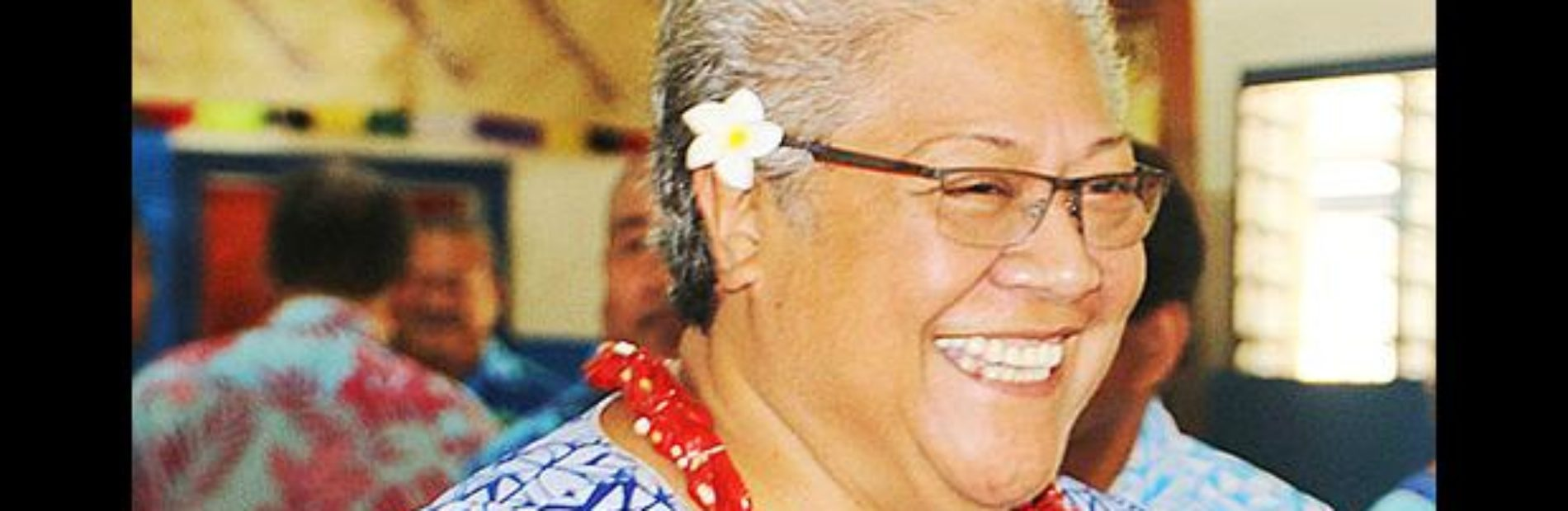 Independent MP Fiame-Naomi-Mata'afa